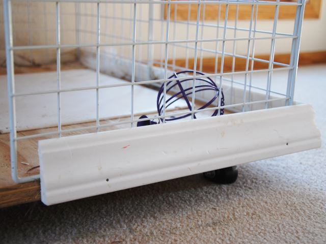 Rabbit cage flooring alyssamyers - How to make a rabbit cage ...
